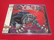 Y&T - BLACK TIGER - JAPAN JEWEL CASE SHM CD - UICY-20243