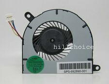 CPU Fan For HP Envy Spectre XT 13 Laptop 692890-001 AB06105HX05PB00 0CWQCU003