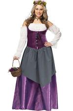 Renaissance Tavern Wench Plus Size Women Adult Costume