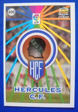 CARD FUTBOL - LAS FICHAS DE LA LIGA 98-99 - N.406 - ESCUDOS/EQUIPO - HERCULES