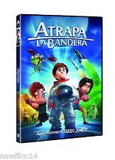 ATRAPA LA BANDERA DVD NUEVO ( SIN ABRIR ) DE LOS CREADORES DE TADEO JONES