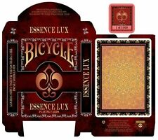 Bicycle Essence Lux Limited Edition Numbered Playing Cards New Deck