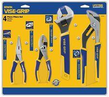 Irwin Vise-Grip 2078705 4 Piece ProPlier Set