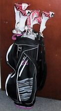 Ping Faith Ladies Package Golf Set + Cart Bag / 10 Clubs / Used Good Condition