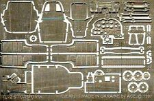 ACE PE7217 Photo-etched set IL-2m3, for Toko kit 1/72