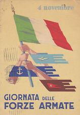 GIORNATA DELLE FORZE ARMATE 4 NOVEMBRE 1953 27° REGG. ARTIGLIERIA PESANTE 2-171