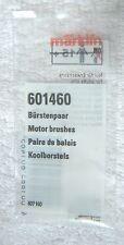 Märklin 601460 grafiet borstels (2st) OVP Märklin trommelcollectormotoren NIEUW