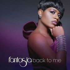 FANTASIA Back to me CD w/ CEE LO GREEN & I'm Here from THE COLOR PURPLE 2010