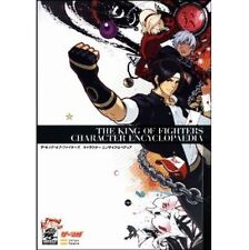 The King of Fighters character Encyclopedia art book / ARCADE