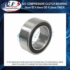 A/C AC Compressor Clutch Bearing 35mm ID x 55mm OD x 20mm Thick BG604