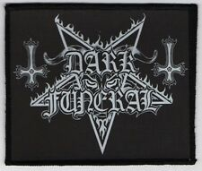 DARK FUNERAL PATCH / SPEED-THRASH-BLACK-DEATH METAL