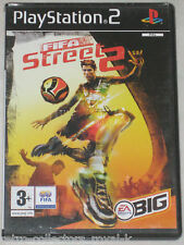 PS2 Football Game FIFA STREET 2 Czech / Hungarian / Polish PAL PlayStation 2