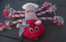Remorqueur peluche jouet pour chien. gor pets cuddle soft tug bug. de petits cris et hochets. nouveau