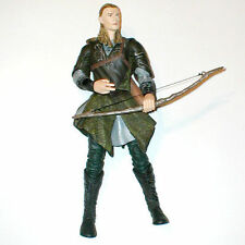 "LORD OF THE RINGS 10"" Legolas Movie figure unboxed rare"