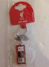 Liverpool FC Stadium Spinner Keyring / Keychain Official Merchandise