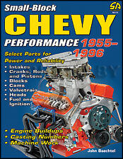 Chevy V8 Performance Guide 400 350 327 305 283 267 265 262 Small Block Engine