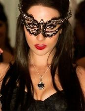Vampire Diary Inspired Collection Laser Cut Venetian Mardi Gras Masquerade Masks