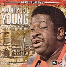 Mighty Joe Young The Sonet Blues Story CD Verve 2005 Chicago Blues Recorded 1972