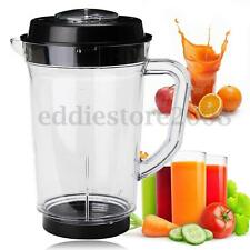 1000ML Juicer Blender Pitcher Spare Parts Cup Replacement For Magic Bullet New