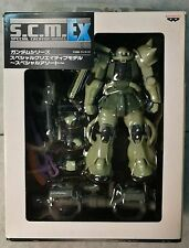 Banpresto Gundam Creative Model SCM Ex S.C.M. EX MS-06J Zaku II Action figure