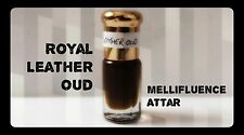 Royal Leather Oudh - Sweet Leathery Oud Scent - Attar / Itr / Perfume Oil-- 3ml
