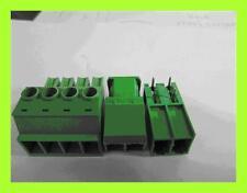 Stecker, Flanschdose + Wannenstecker 4 Polig, RA7,5mm 32A 300V 3 teilig 1 Satz