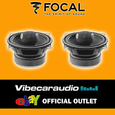 "Focal Integration 10cm 4"" 100 Watts Quality 2 Way Car Door Dash Coaxial Speakers"