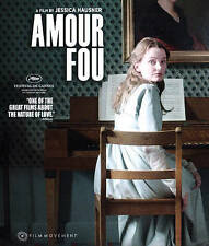 Amour Fou New Blu-ray
