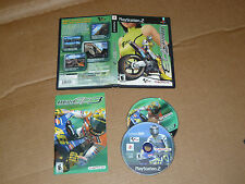MOTO GP 3 complete + GP 2 disc - for Sony Playstation 2 PS2