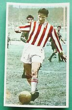 CPA FOOTBALL 1960-1961 RAYMOND KAELBEL AS MONACO LOUIS II ROCHER