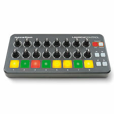 NOVATION LAUNCH CONTROL CONTROLLER MIDI USB