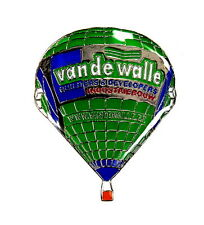 "BALLON ""SPECIAL SHAPE"" Pin / Pins - VAN DE WALLE BOUWTEAM / OO-BUW [3573]"