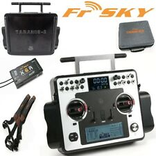 FrSky Taranis X9E 2.4GHz ACCST Tray Radio Transmitter X6R Receiver + CASE Mode 2