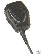 WATERPROOF - IP68 Rated Speaker Microphone for Motorola Two Pin Radios