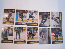 (60) 1999 & 2000 UPPER DECK HOCKEY CARDS - SEE PICS - NM - LOT H