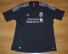 adidas Liverpool 2011/2012 away shirt (Size XL)