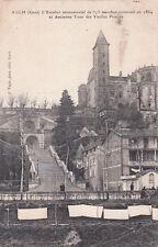 AUCH l'escalier monumental ancienne tour des vieilles prisons photo-éd tapie ti.