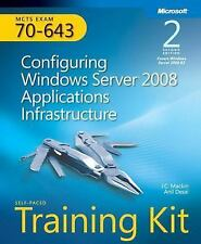 MCTS Self-Paced Training Kit (Exam 70-643): Configuring Windows Server-ExLibrary