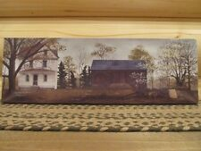 **Primitive Country Rustic Large Canvas Print - Billy Jacobs - Spring!!**