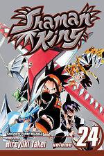 Shaman King volume 24, Hiroyuki Takei, New Book