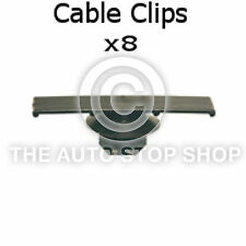 Fasteners Cable Clip Drilling 6,2 x 12,2 MM Renault Laguna/Logan etc 11501re 8PK