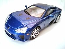 LEXUS LFA 1/43 - VOITURE MINIATURE DE COLLECTION - SPORT CARS  IXO