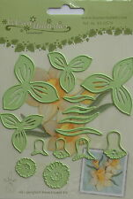 LeCrea' Multi Die Cutter, Daffodil, craft, card making, ref 0379