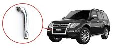 Mitsubishi Pajero Montero Shogun 2015-16 SUV Chrome Strip On Front Bumper Right
