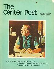Magazine The Center Post L. Ron Hubbard Scientology Tustin CA Myths of the Mind