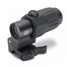 EOTech Model G33 3X Magnifier with STS Switch to Side Mount Black G33.STS