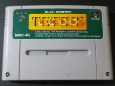 z04 TETRIS BATTLE JAPAN SNES Nintendo Super Famicom Japanese Free Shipping Used