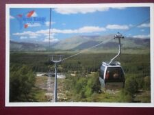 POSTCARD INVERNESS-SHIRE SUMMER GONDOLA AONACH MOR