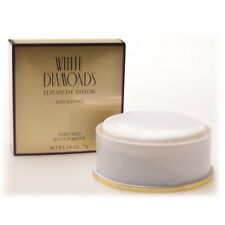 WHITE DIAMONDS by Elizabeth Taylor for Women - 2.6 oz Perfumed Body Powder - New