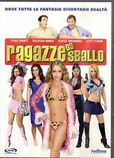 RAGAZZE DA SBALLO Chris Pratt Brendan Hines Denise Richards DVD Come Nuovo (W)
